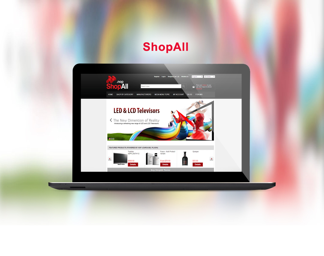 ShopAll nopCommerce
