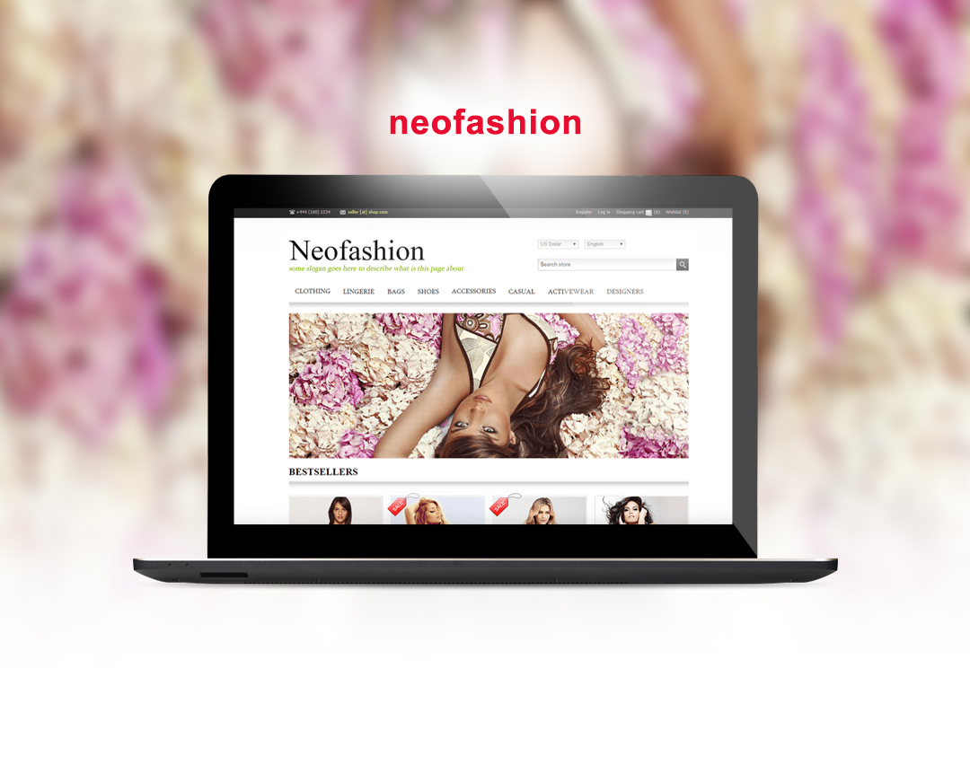 neofashion  nopCommerce